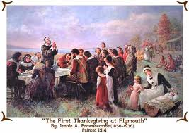 images first thanksgiving