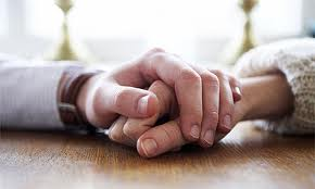 images holding hands